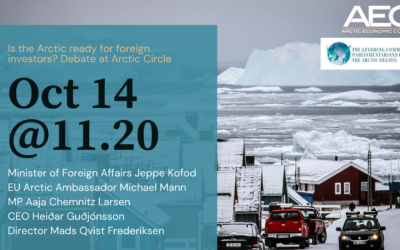 Arctic Parliamentarians to host session at Arctic Circle Assembly