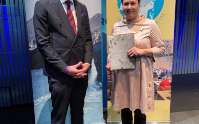 Signing of a Papers on Sustainable Development in the Arctic